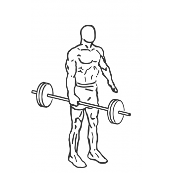 One-Arm Side Deadlift - Step 2