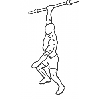 One-Arm Barbell Snatch - Step 2