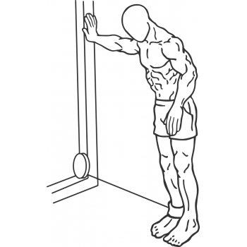 Cable Hip Adduction - Step 1