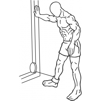 Cable Hip Adduction - Step 2
